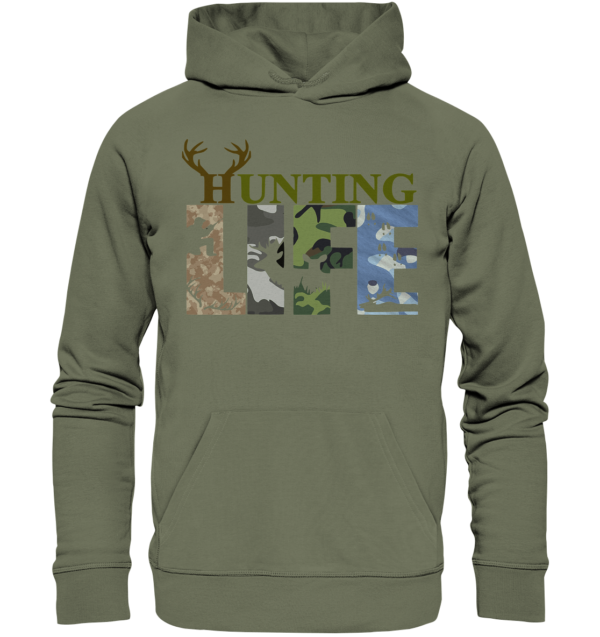 hoodie_hunting_life_camouflage_green_oliv