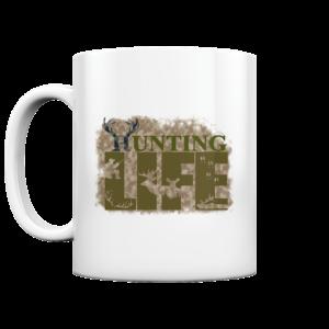 Kaffeetasse Hunting Life Jäger - Tasse glossy