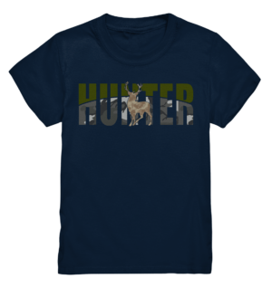 T-Shirt Kinder Jäger Hunter Hirsch camo