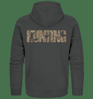 Zipper Hunting Jagen meliert